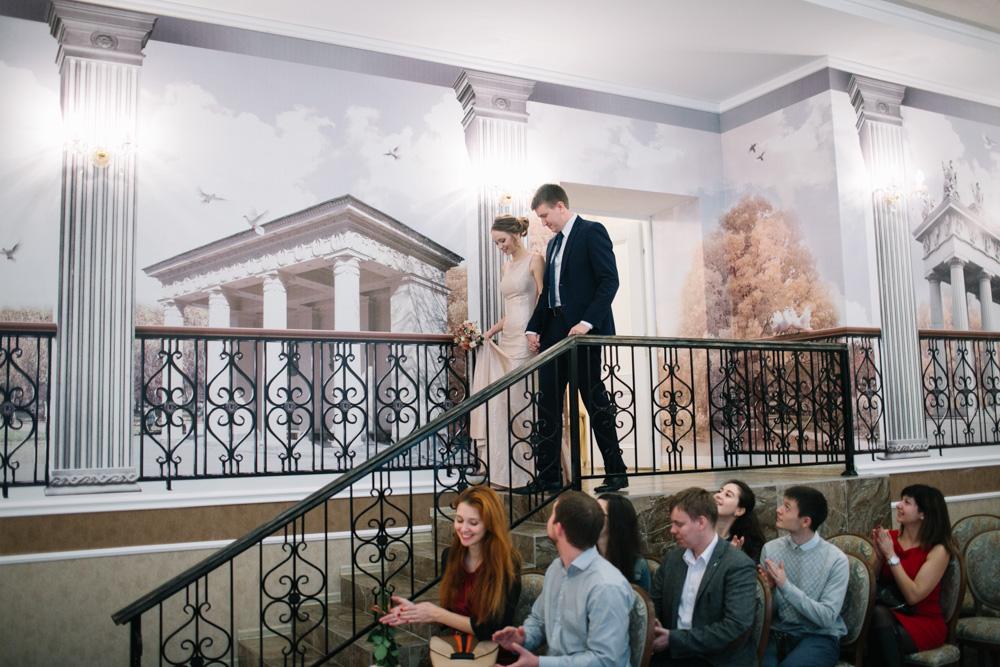 Фотосессия в московском районе спб